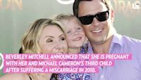 Beverley Mitchell Details Pregnancy Complications Ahead of Baby No. 3