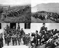 First Balkan War - Wikipedia