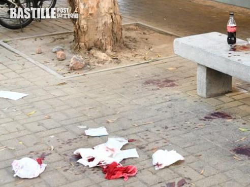 粉嶺安老院七旬翁被斬浴血跑百米求救 疑犯自行報警被捕 | 社會事