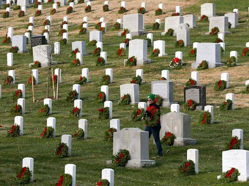Arlington National Cemetery Walks Back Decision to Cancel Wreaths Across America Event