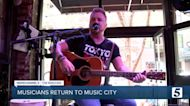 Nashville's Rebound has musicians eager to return to Music City