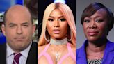 CNN's Stelter addresses Nicki Minaj's vaccine tweets on media show, avoids rapper's spat with MSNBC's Joy Reid