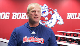 Bulldog Breakdown: Chatting with football head coach Kalen DeBoer about game against Nevada