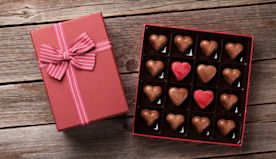 Buy Your Valentine's Day Candy on the 15th