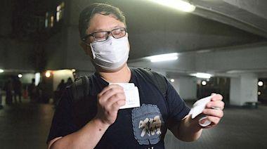 衛署「搵唔到紀錄」 荃威康怡部分居民無法離營 - 20210510 - 港聞