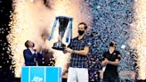 Medvedev tops Thiem for ATP Finals title