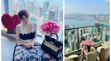 前晶女郎孟瑤離婚後進駐半山兩億豪宅 富貴生活唔憂做
