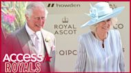 Prince Charles, Camilla, Princess Anne and More Return To Royal Ascot