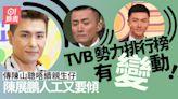 最新TVB小生排行榜 傳陳山聰轉邵氏陳展鵬傾續約有影響?