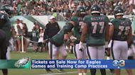 Eagles Single-Game, Training Camp Practice Tickets Now On Sale