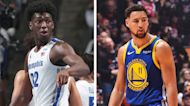 Warriors select big man James Wiseman, but may have lost All-Star Klay Thompson to another injury