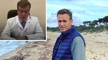 納瓦尼主診醫生失蹤 同院兩醫護死亡