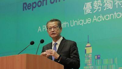信報即時新聞 -- 陳茂波:關心港人移民現象 冀珍惜掌握機會