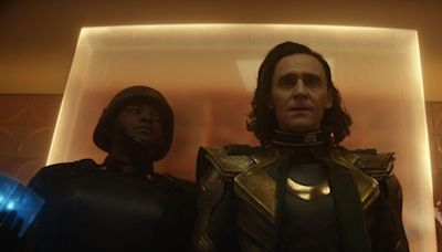 Let's all watch Loki get into some time-travel mischief