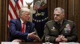 Gen. Milley feared Trump would launch military strike against China in final days of presidency: Woodward book