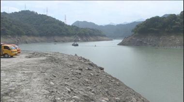 水庫建成以來第2低 石門水庫蓄水率剩17.1%