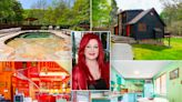 B-52s' Kate Pierson is selling her 'Love Shack' Catskills motel