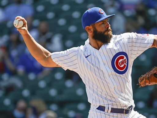 Cubs, Jake Arrieta turn back the clock to 2016 World Series vibes