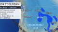 Brrrr! Last days of summer to bring first snow for some out west