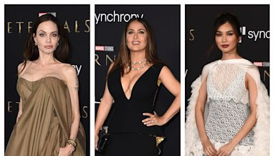 'Eternals' stars skip Elle Women in Hollywood event out of caution after 'possible' COVID exposure