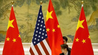 US-China tensions evident as Biden heads to twin summits