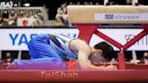 Zhang Boheng wins all-around final at gymnastics worlds