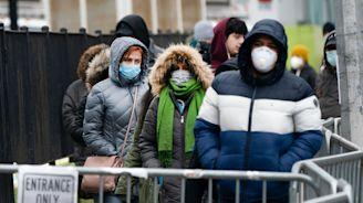 CDC says diabetes, lung disease, heart disease and smoking may increase risk of severe coronavirus illness