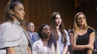 Superstar gymnasts give emotional testimony over the sexual abuse by disgraced doctor Larry Nassar