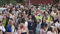 Fans Wait Hours For Harry Styles' Pittsburgh Show; COVID-19 Vaccination Or Negative Test Required