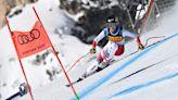 Gut-Behrami kicks off ski world champs with super-G victory, Shiffrin third