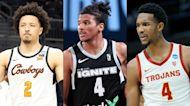 Krysten Peek's post-lottery NBA mock draft
