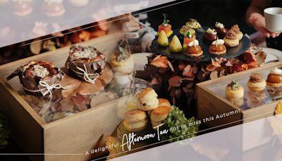 秋日午後時光:米芝蓮級大廚登場首作!栗子泡芙、焦糖肉桂蘋果、松露西班香烤芝士蛋糕,讓嘴巴感受濃濃秋意 | Yan Chung-Yan Can Taste