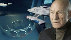 Every Star Trek Easter Egg In Picard's Vault