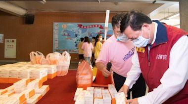 桃市提供補教人員7500份快篩試劑 接種疫苗確保復課安全