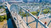Shuttered Memphis bridge to reopen months after fracture was discovered in steel beam