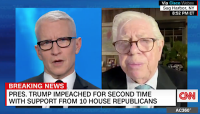 Carl Bernstein slams Trump's 'congressional cult' for enabling his 'irrational, illegal, seditious conduct'