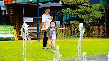 觀塘音樂噴泉重開 康文署籲市民注重公德