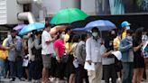 泰國新增9489例確診 7月中以來首度低於萬例