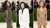 All the looks celebrities wore for the 2021 Met Gala