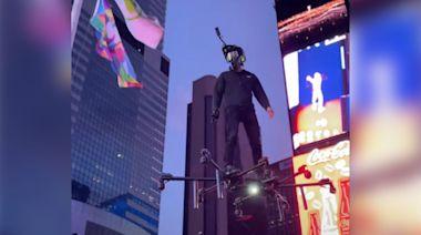 紐約時代廣場出現「綠魔」?無人機代步不是夢! | PCM