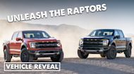 Ford's 3rd-generation F-150 Raptor gets unleashed