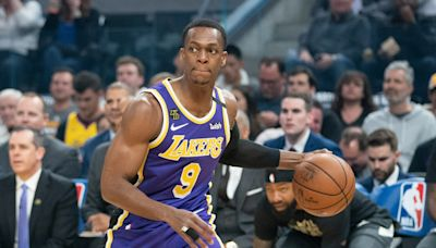 Lakers head coach Frank Vogel reveals Rajon Rondo's role on roster