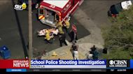 Man Shot By School Police In South Los Angeles