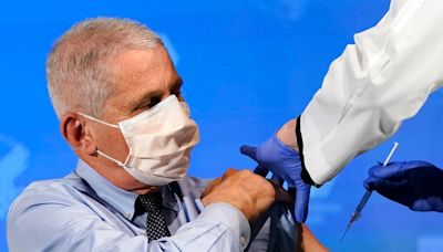 Fauci: 'We're Weeks Away' From Johnson & Johnson Vaccine Approval