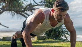 Chris Hemsworth workout for Thor-like arms: Get big arms and a full body pump with this workout plan