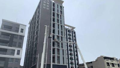 高雄大樓惡火釀災 台南消防加強複合式建築搶救演練