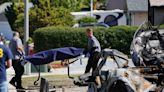 Air-traffic control repeatedly told the pilot of a plane that plowed into a San Diego neighborhood to climb moments before the crash