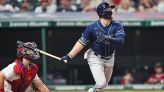 Meadows hits 2 homers, Rays win 11th in row over Indians