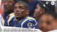 From Michael Sam to Carl Nassib: How far we've come, how far we still have to go