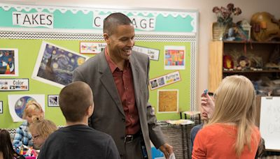 Superintendent Michael Thomas on Changing a White School System